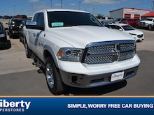 2016 Ram 1500 Laramie Truck Crew Cab