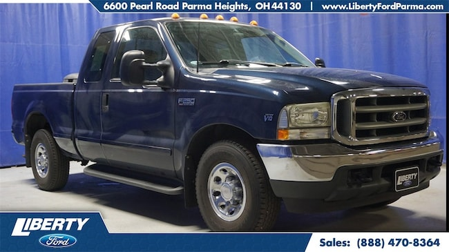 2002 Ford F-250SD XLT Truck