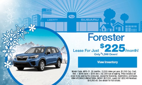 Forester Lease For