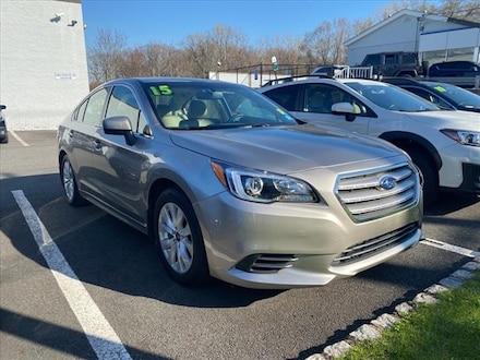 Featured Used 2015 Subaru Legacy 2.5i Premium Sedan for Sale near Wayne, NJ