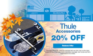 20% OFF Thule Accessories
