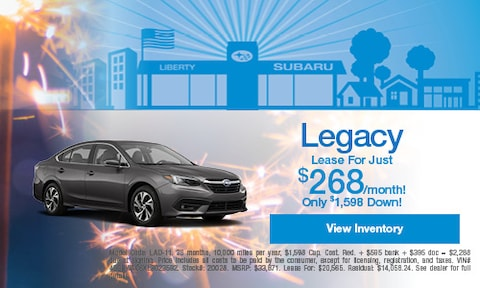 Legacy - Lease For