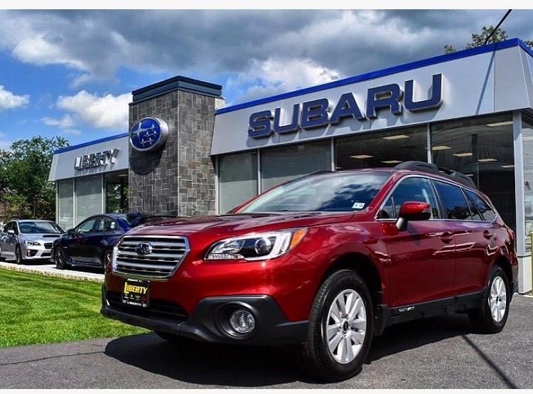 Subaru Dealers Nj >> Liberty Subaru Subaru Dealer In Emerson Nj