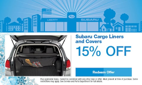 Subaru Cargo Liners and Covers