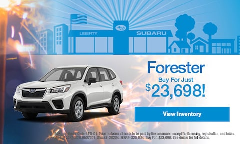 Forester - Buy For