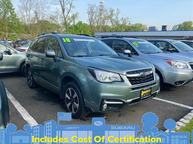 Used Subaru Forester Emerson Nj