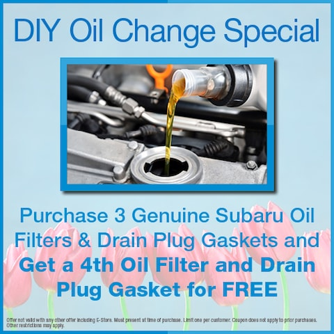DIY Oil Change Special