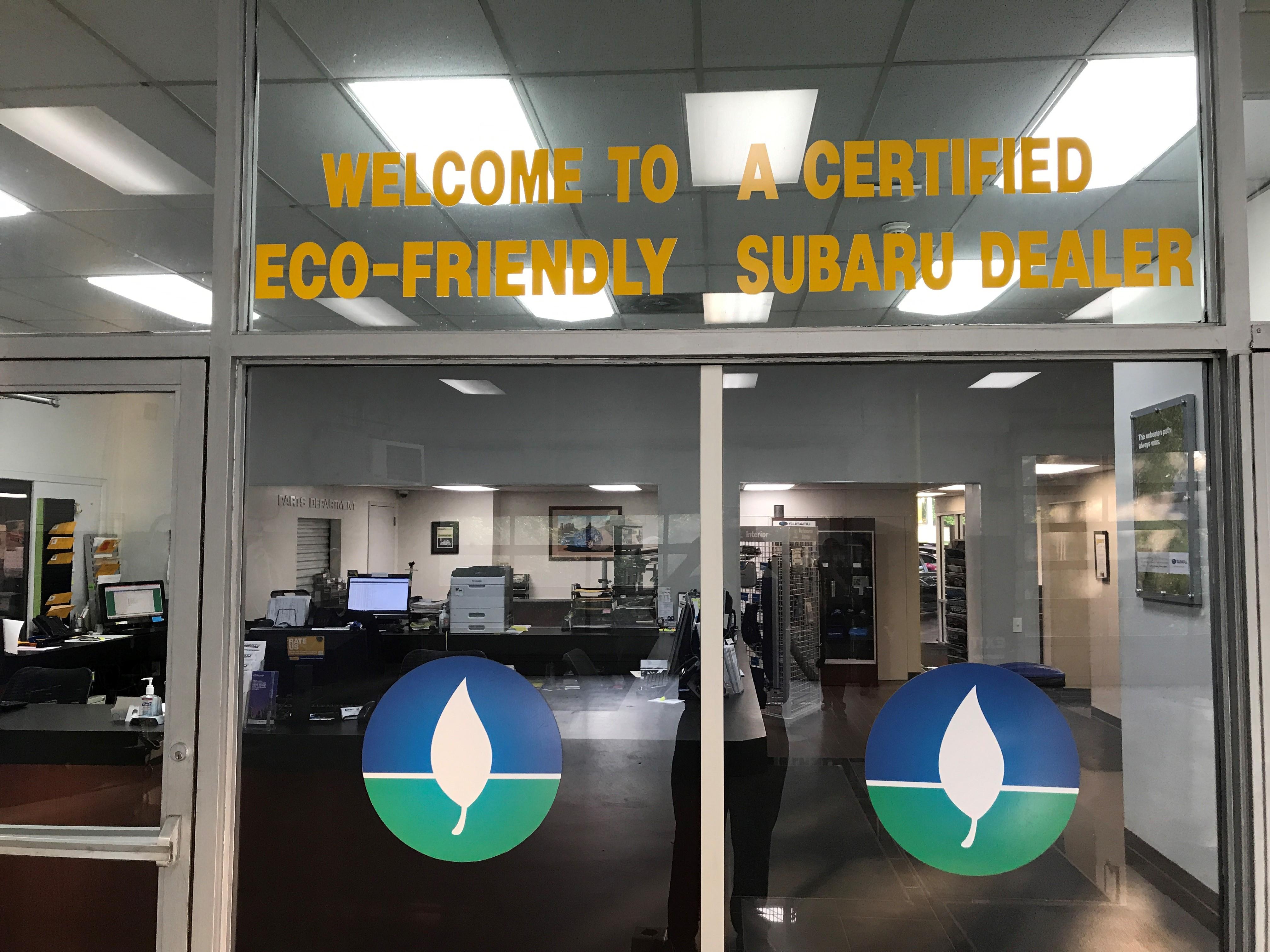 Subaru Service Center In Emerson Nj