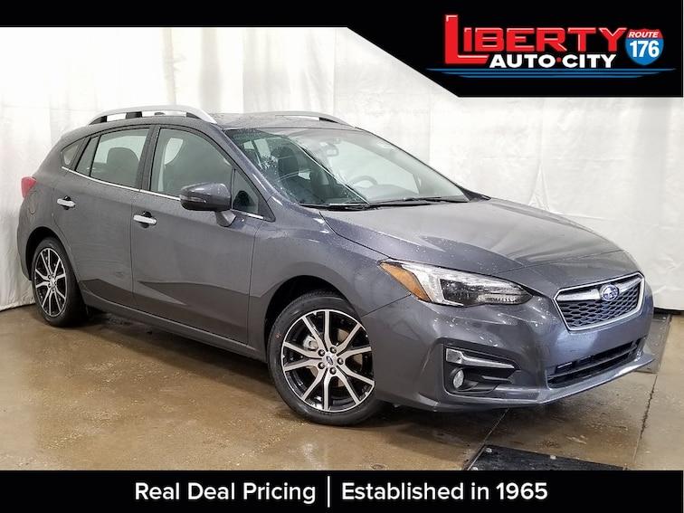 New 2019 Subaru Impreza 2.0i Limited 5-door Libertyville, IL