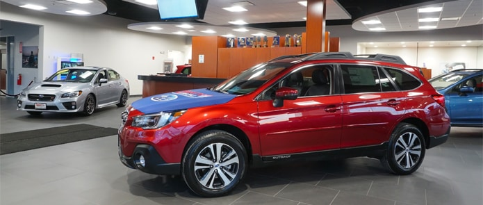 Why Buy at Liberty Auto Subaru