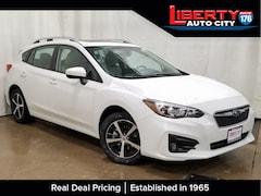 New 2019 Subaru Impreza 2.0i Premium 5-door 719463 in Libertyville, IL