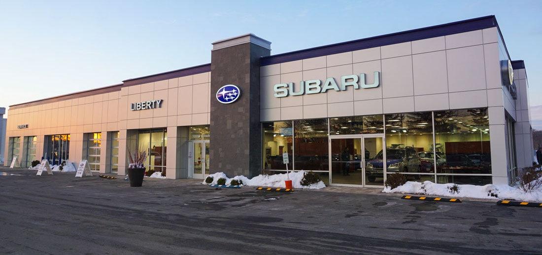 Rolling Meadows Subaru Dealer