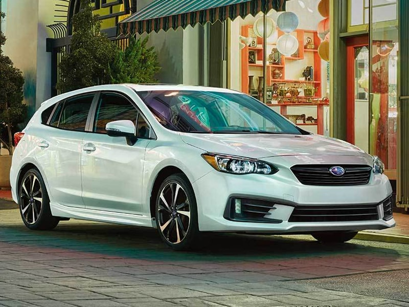 Buy or Lease A New Subaru