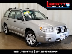 Used 2006 Subaru Forester 2.5X SUV under $10,000 for Sale in Libertyville