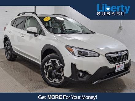 Featured New 2021 Subaru Crosstrek Limited SUV for Sale in Libertyville, IL