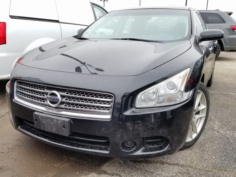 Used 2011 Nissan Maxima 3 5 S For Sale Near Chicago Il Serving