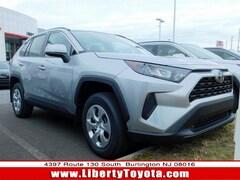 New Toyota vehicle 2019 Toyota RAV4 LE SUV for sale near you in Burlington, NJ