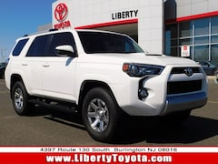 Certified Pre-Owned Toyota vehicle 2016 Toyota 4Runner Trail SUV 61939A for sale near you in Burlington, NJ