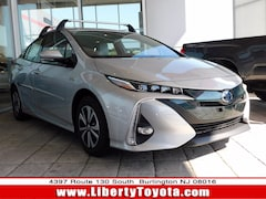Used vehicles 2018 Toyota Prius Prime Advanced Hatchback 61806 for sale near you in Burlington, NJ