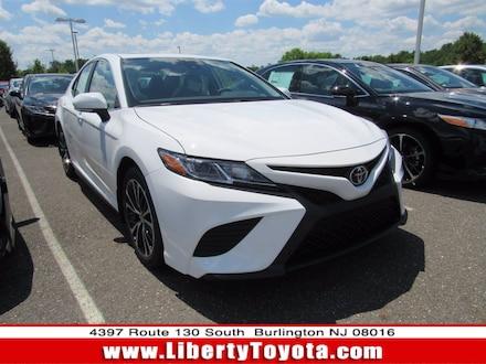 New 2020 Toyota Camry SE Sedan for sale near you in Burlington, NJ