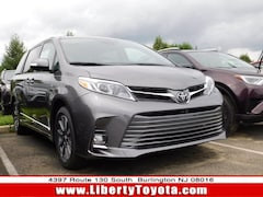 New Toyota vehicle 2018 Toyota Sienna Limited Premium Van Passenger Van for sale near you in Burlington, NJ
