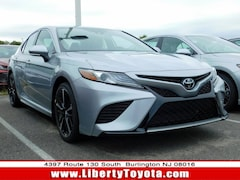 All new and used cars, trucks, and SUVs 2019 Toyota Camry XSE Sedan for sale near you in Burlington, NJ