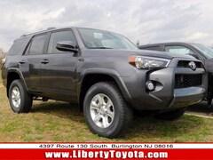 New Toyota vehicle 2019 Toyota 4Runner SR5 SUV for sale near you in Burlington, NJ