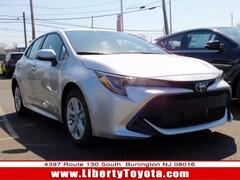 New Toyota vehicle 2019 Toyota Corolla Hatchback SE Hatchback for sale near you in Burlington, NJ