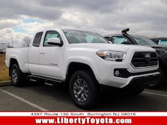 New Toyota vehicle 2019 Toyota Tacoma SR5 V6 Truck Access Cab for sale near you in Burlington, NJ