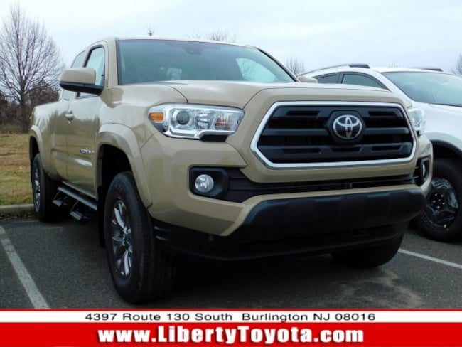 New Toyota vehicle 2019 Toyota Tacoma SR5 Truck Access Cab for sale near you in Burlington, NJ