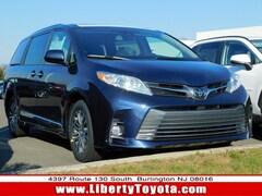 New Toyota vehicle 2019 Toyota Sienna XLE Van for sale near you in Burlington, NJ