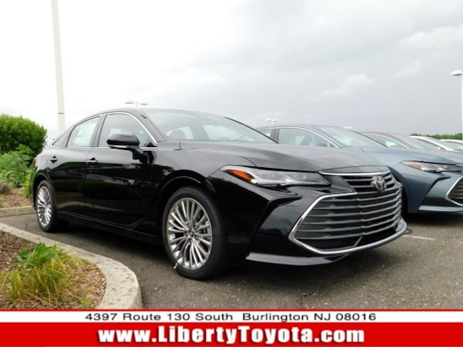 New Toyota vehicle 2019 Toyota Avalon Limited Sedan for sale near you in Burlington, NJ