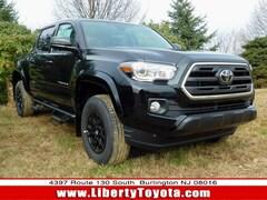 New Toyota vehicle 2019 Toyota Tacoma SR5 Truck Double Cab for sale near you in Burlington, NJ