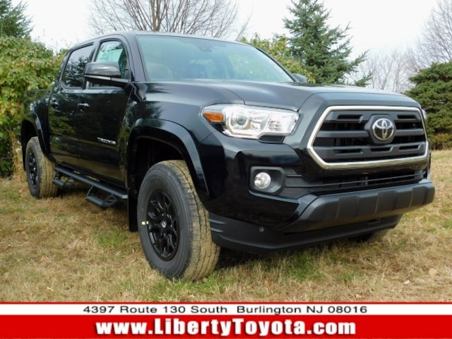 New Toyota vehicle 2019 Toyota Tacoma SR5 Truck Double Cab for sale near you in Burlington, NJ