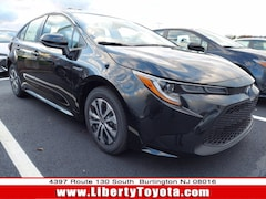 New Toyota vehicle 2021 Toyota Corolla Hybrid LE Sedan for sale near you in Burlington, NJ