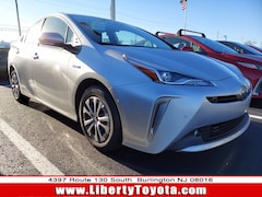 New Toyota vehicle 2021 Toyota Prius LE Hatchback for sale near you in Burlington, NJ