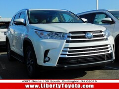 New Toyota vehicle 2019 Toyota Highlander Hybrid XLE V6 SUV for sale near you in Burlington, NJ