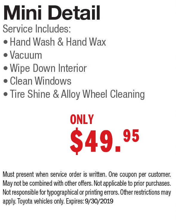 graphic about Toyota Service Coupons Printable named Toyota Services Areas Promotions within just Burlington NJ Discover