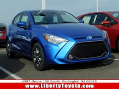 New Toyota vehicle 2019 Toyota Yaris Sedan LE Sedan for sale near you in Burlington, NJ