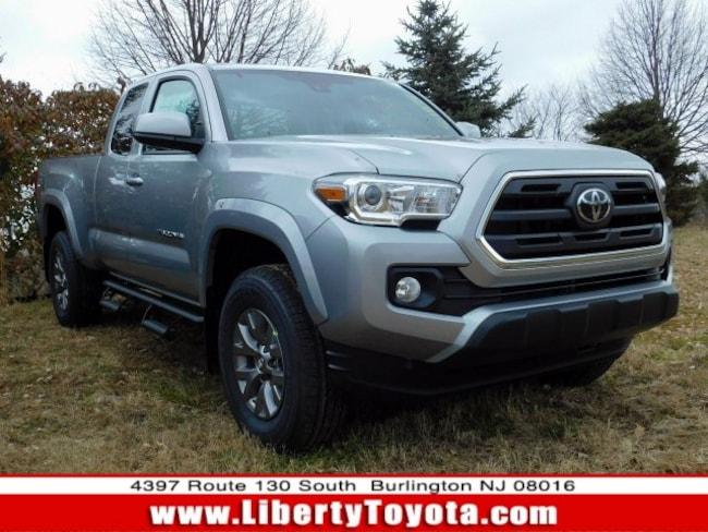 New Toyota vehicle 2019 Toyota Tacoma SR5 Truck Access Cab for sale near you in Burlington, NJ