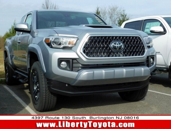 New Toyota vehicle 2019 Toyota Tacoma TRD Sport Truck Access Cab for sale near you in Burlington, NJ