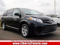 New Toyota vehicle 2019 Toyota Sienna LE Van for sale near you in Burlington, NJ