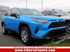New Toyota vehicle 2019 Toyota RAV4 LE SUV for sale near you in Burlington, NJ
