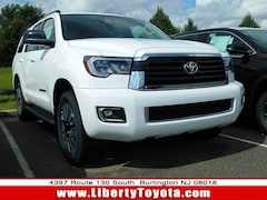 New Toyota vehicle 2019 Toyota Sequoia TRD Sport SUV for sale near you in Burlington, NJ