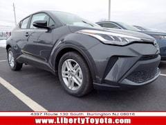 New Toyota vehicle 2021 Toyota C-HR LE SUV for sale near you in Burlington, NJ