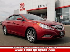 Bargain used vehicle 2013 Hyundai Sonata SE Sedan for sale near you in Burlington, NJ