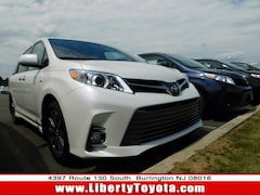New Toyota vehicle 2018 Toyota Sienna XLE Premium Van Passenger Van for sale near you in Burlington, NJ