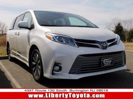 New 2019 Toyota Sienna Limited Premium 7 Passenger Van for sale near you in Burlington, NJ