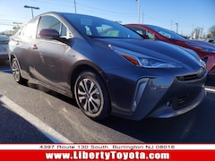 New Toyota vehicle 2021 Toyota Prius XLE Hatchback for sale near you in Burlington, NJ