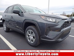 New Toyota vehicle 2021 Toyota RAV4 LE SUV for sale near you in Burlington, NJ